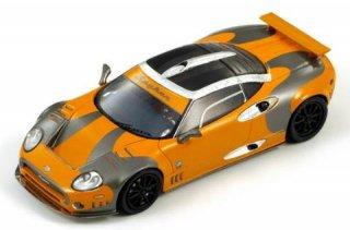 1/43 スパイカー C8 ラビオレット LM 85 2008 オレンジベース<br>