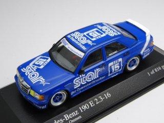 """1/43 メルセデス-ベンツ 190E 2.3-16 """"Star"""" DTM 1988 #15 J.van Ommen<br>"""