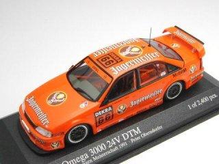 """1/43 オペル オメガ 3000 24V """"JAEGERMEISTER""""DTM 1991 #66 P.Oberndorfer<br>"""