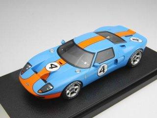 1/43 フォード GT コンセプト #4 ライトブルー<br>