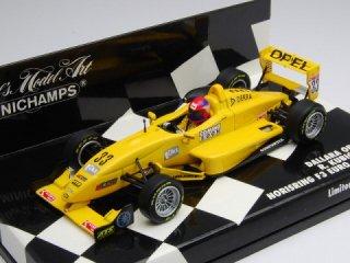 1/43 ダラーラ オペル F302 ノリスリンク F3 ユーロシリーズ 優勝 2003 #33<br>