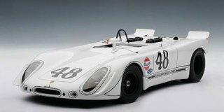 1/18 ポルシェ 908/02 セブリング12時間 総合2位 クラス優勝 1970 #48 スティーブ・マックイーン<br>