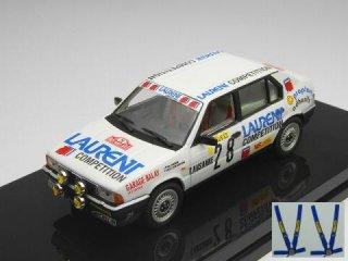 1/43 アルファ・ロメオ 33 ラリー・モンテカルロ 1988 #28 P.Gardere<br>