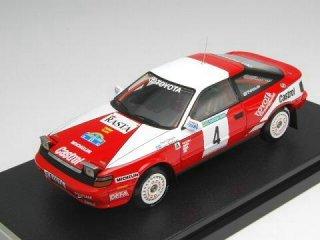 1/43 トヨタ セリカ GT-Four スウェディッシュ ラリー 優勝 1992 #4 M.Jonsson<br>