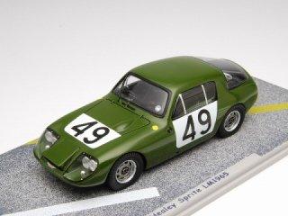 1/43 オースチン ヒーレー スプライト ル・マン24時間 12位 クラス優勝 1965 #49<br>