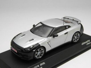 1/43 ニッサン GT-R (R35) ニュルブルクリンク テストカー<br>