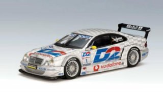 1/43 メルセデス・ベンツ CLK D2 DTM 2001 #1 B.Schneider<br>