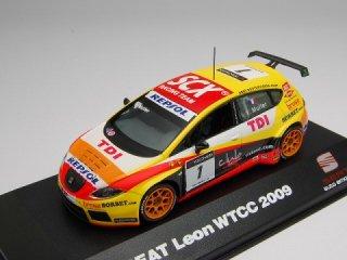 1/43 セアト レオン TDI WTCC 2009 #1 Y.Muller<br>