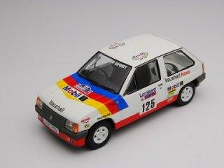 1/43 ボクスホール ノヴァ 1.3 スポーツ Gr.A Lombard RACラリー 1988 #125 H.Hockly<br>