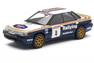 1/43 スバル レガシィ 2000cc ターボ Gr.A ブリテッシュ ラリー チャンピオン 1991&1992 #4<br>