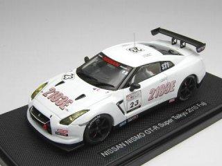 1/43 ニッサン ニスモ GT-R スーパー耐久富士 2010 #23<br>