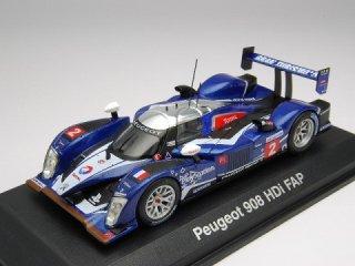 1/43 プジョー 908 HDi FAP Team Peugeot Sport ル・マン24時間 2010 #2<br>