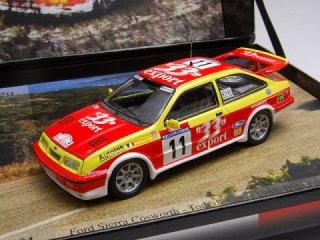1/43 フォード シエラ コスワース ツール・ド・コルス 8位 1987 #11 D.Auriol<br>