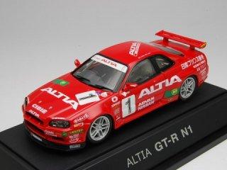 1/43 ALTIA ニスモ GT-R N1 スーパー耐久 1999 #1<br>