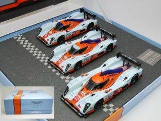 1/43 アストンマーチン 3台セット ル・マン24時間 LMP1 2009 #007 #008 #009<br>