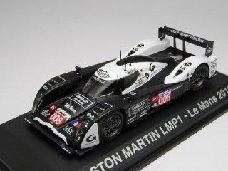 1/43 アストンマーチン LMP1 Team Signature ル・マン24時間 2010 #008<br>