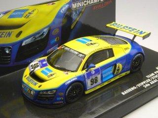 1/43 アウディ R8 LMS Phoenix Racing II ニュルブルクリンク24時間 2010 #98<br>
