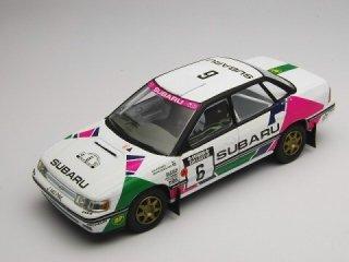1/43 スバル レガシィ RS 1000湖ラリー 4位 1992 #6 A.Vatanen<br>