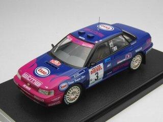 1/43 スバル レガシィ RS ラリー・サンレモ 5位 1993 #3 P.Liatti<br>