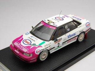 1/43 スバル レガシィ RS ラナラリー 5位 1993 #2 P.Liatti<br>