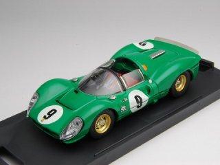 1/43 フェラーリ P3 スパイダー パリ1000km 5位 1967 #9<br>