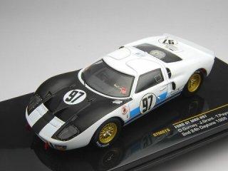 1/43 フォード GT MkII デイトナ24時間 2位 1966 #97<br>