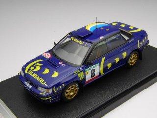 1/43 スバル レガシィ RS ポルトガルラリー 4位 1993 #8 M.Alen<br>