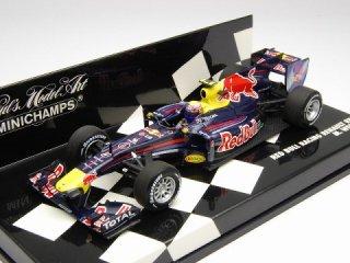 1/43 レッドブル レーシング ルノー RB6 2010 #6 M.ウェバー<br>