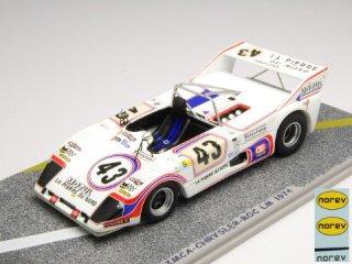 1/43 ローラ T292 シムカ クライスラー ROC ル・マン24時間 1974 #43<br>