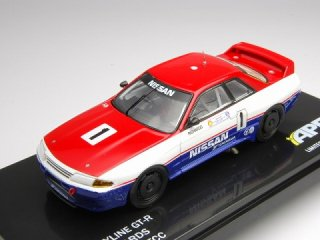 1/43 ニッサン スカイライン GT-R (R32) ATCC 優勝 1991 #1<br>