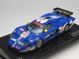 1/43 マセラティ Mc12 FIA GT スパ24時間 4位 2008 #15<br>