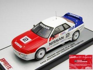 1/43 ニッサン スカイライン GT-R(R32) オーストラリア ツーリングカー チャンピオン 1990 #2<br>