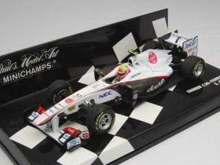 1/43 ザウバー F1 チーム C30 フェラーリ 2011 #17 S.ペレス<br>