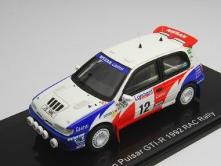 1/43 ニッサン パルサー GTI-R RACラリー 1992 #12 S.Blomqvist<br>