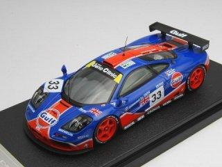 1/43 マクラーレン F1 GTR Gulf Rasing ル・マン24時間 9位 1996 #33<br>