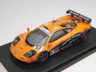 """1/43 マクラーレン F1 GTR """"FRANCK MULLER"""" ル・マン24時間 1996 #53<br>"""