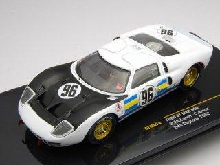1/43 フォード GT MK� デイトナ24時間 5位 1966 #96<br>