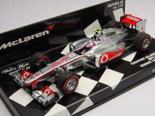 1/43 ボーダフォン マクラーレン メルセデス MP4-26 カナダGP 優勝 2011 #4 J.バトン<br>
