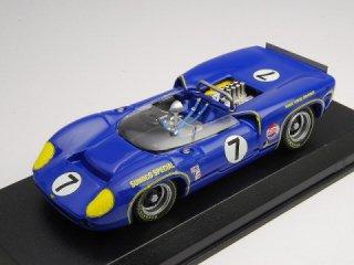 1/43 ローラ T70 スパイダー ナッソートロフィー 優勝 1966 #7<br>