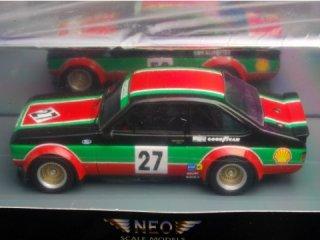 1/43 フォード エスコート RS Gr.2 Castrol ETCC Monza 1976 #27<br>