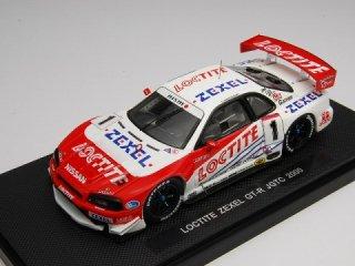 1/43 ロックタイト ゼクセル GT-R JGTC 2000 #1<br>