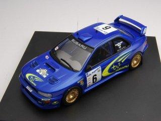 1/43 スバル インプレッサ WRC アルゼンティーナ 優勝 1999 #6 J.Kankkunen<br>