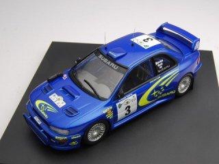 1/43 スバル インプレッサ WRC サファリラリー 優勝 2000 #3 R.Burns<br>