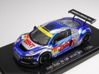1/43 ゼント アウディ R8 LMS スーパーGT300 2012 #21 【レジン】<br>
