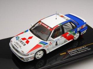1/43 三菱 ギャラン VR-4 スウェディシュラリー 優勝 1991 #4 K.Eriksson<br>