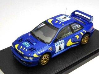 1/43 スバル インプレッサ WRC'97 スウェディッシュラリー 優勝 1997 #4 K.Eriksson<br>