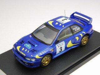 1/43 スバル インプレッサ WRC'97 スウェディッシュラリー 4位 1997 #3 C.McRae<br>