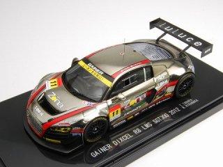 1/43 ゲイナー ディクセル R8 LMS スーパーGT300 2012 #11 【レジン】<br>