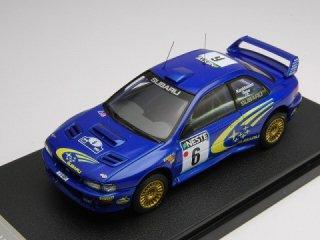 1/43 スバル インプレッサ WRC'99 フィンランドラリー 優勝 1999 #6 J.Kankkunen<br>