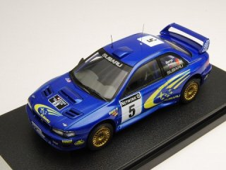 1/43 スバル インプレッサ WRC'99 グレートブリテン 優勝 1999 #5 R.Burns<br>